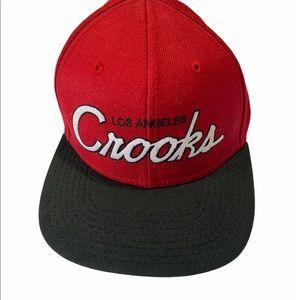 Crooks and Castles cap.